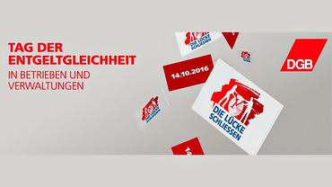 Logo zum Tag der betrieblichen Entgeltgleichheit 2016