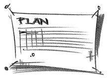 Planungswand