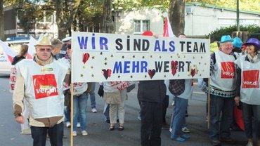 AWO Streik