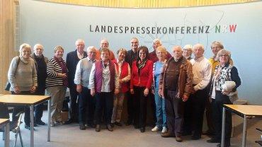 Landtagsbesuch in Düsseldorf