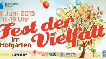 Hofgartenfest der Vielfalt