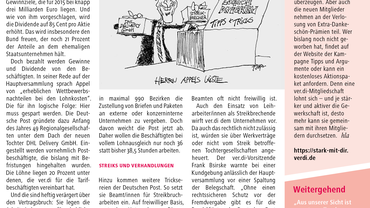 ver.di NEWS (08/2015)