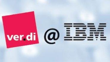 ver.di @ IBM - Teaserformat