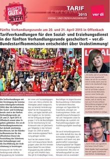 SuE-Info vom 21.04.2015