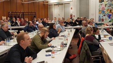 11.01.2018 VL-Vollversammlung Düsseldorf;