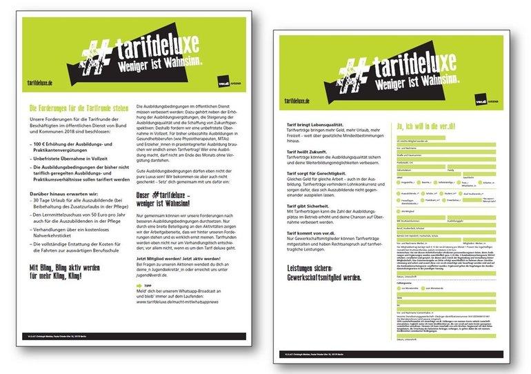 Tarifinfo 01 der ver.di-Jugend zur Tarifrunde ÖD 2018