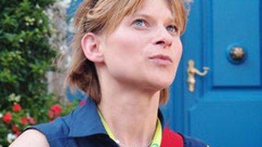 Stadtstreicherin Antje Kahnt
