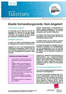 Tarifinfo 8 - Seite 1