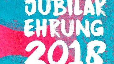 Einladungsflyer Jubilarehrungen 2018 - Titelblatt - Teaserformat