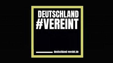 deutschland#vereint - Logo im Teaserformat
