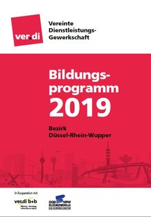 Bildungsprogramm ver.di DRW 2019