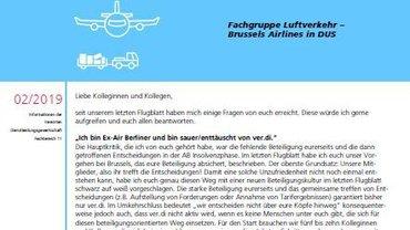 Wie geht es weiter bei Brussels Airlines? Eure Fragen - unsere Antworten! - Seite 1 von 2
