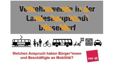 Verkehrswende Düsseldorf - Baustelle - ZTeaserformat