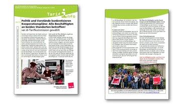 Tarifinfo Kliniken Solingen und Leverkusen 01/2019