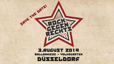 Rock gegen Rechts Düsseldorf 2019 - Teaserformat