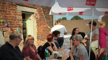Sommerfest in Solingen am 14.06.2019
