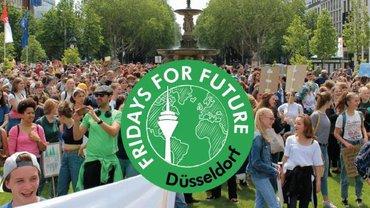 Bündnisflyer Fridays for Future 20.09.2019 in Düsseldorf - Teaserausschnitt