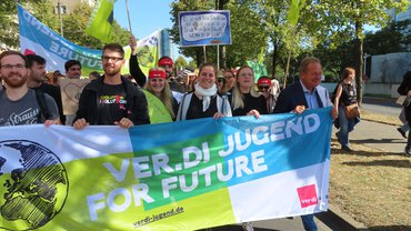 Fridays for Future am 20.09.2019 in Düsseldorf