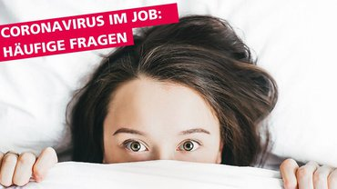 Corona-Virus im Job - Teaserformat
