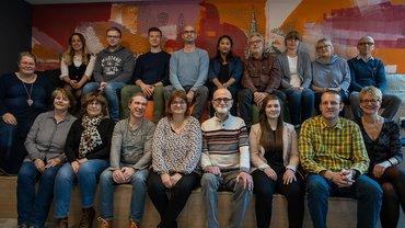 Unsere Kandidatinnen und Kandidaten der ver.di bei den Personalratswahlen 2020 in der Agentur für Arbeit Düsseldorf