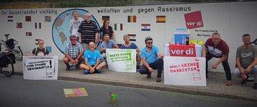 Aktion in Mettmann am 20.08.2020