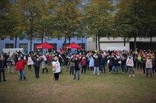 Warnstreik bei der Stadt Düsseldorf am 1.10.2020