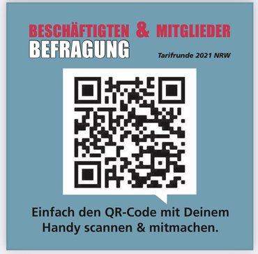 QR-Code zur Befragung