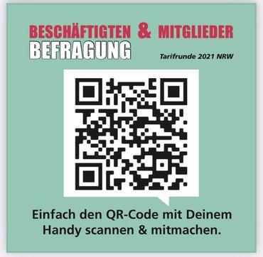 QR-Code zur Befragung Groß- und Außenhandel