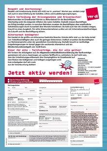 Tarifinfo Einzelhandel NRW - Forderungen - Seite 2 von 2