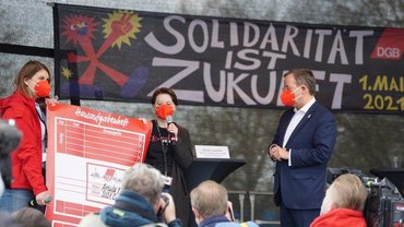 Solidarität ist Zukunft - MP Armin Laschet
